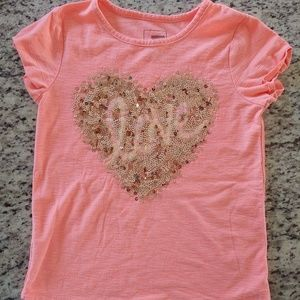 Other - Girl's Sequin T-Shirt Size 7